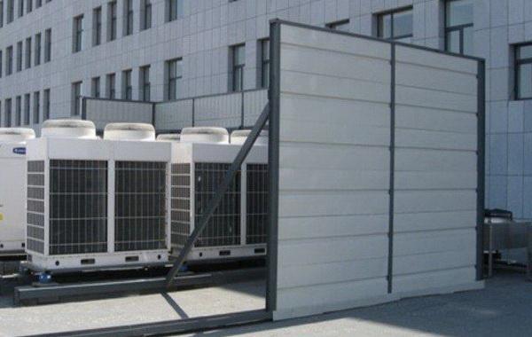 空调压缩机声屏障安装方法【推荐】